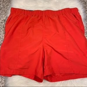 Lands End swimming trunks size XL/40-42 GUC